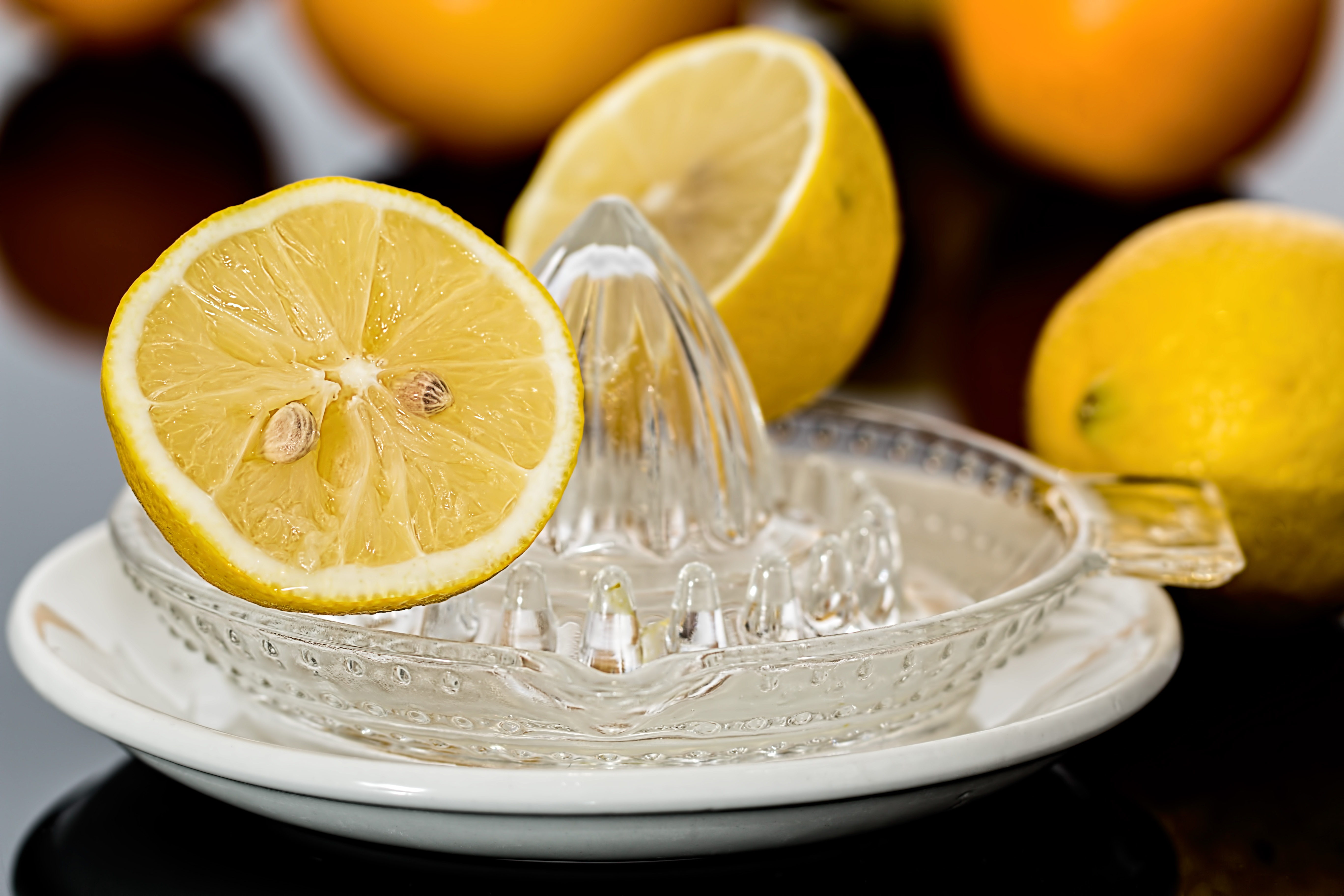 Mangler du lidt til immunforsvaret? Så overvej citroner…