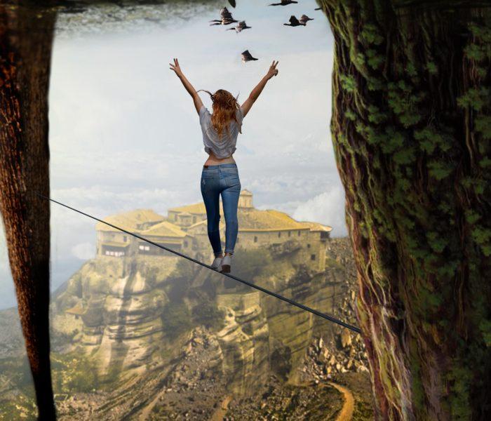 Tør du træde ud af din komfortzone – der hvor det rigtig rykker?